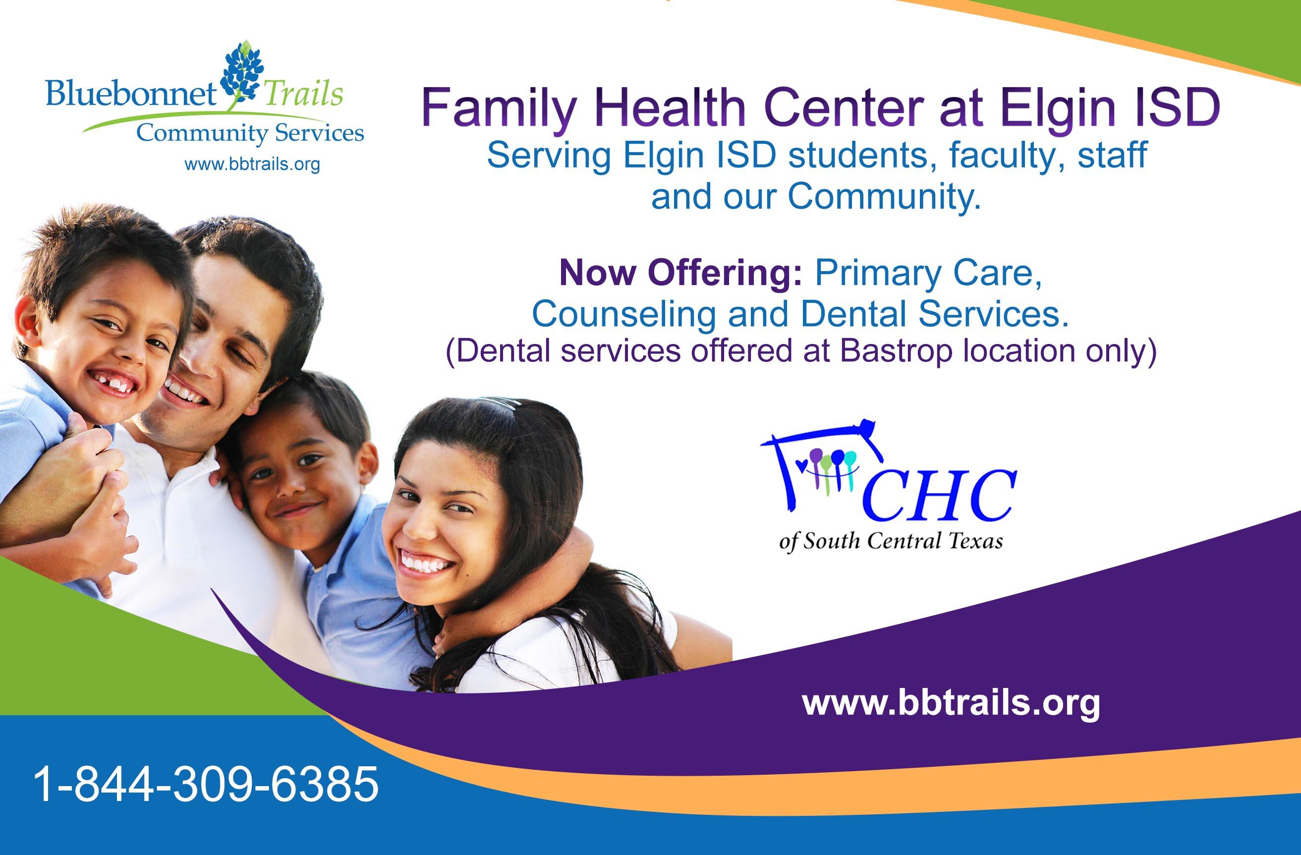 Family Health Care | Bluebonnet Trails Community Services