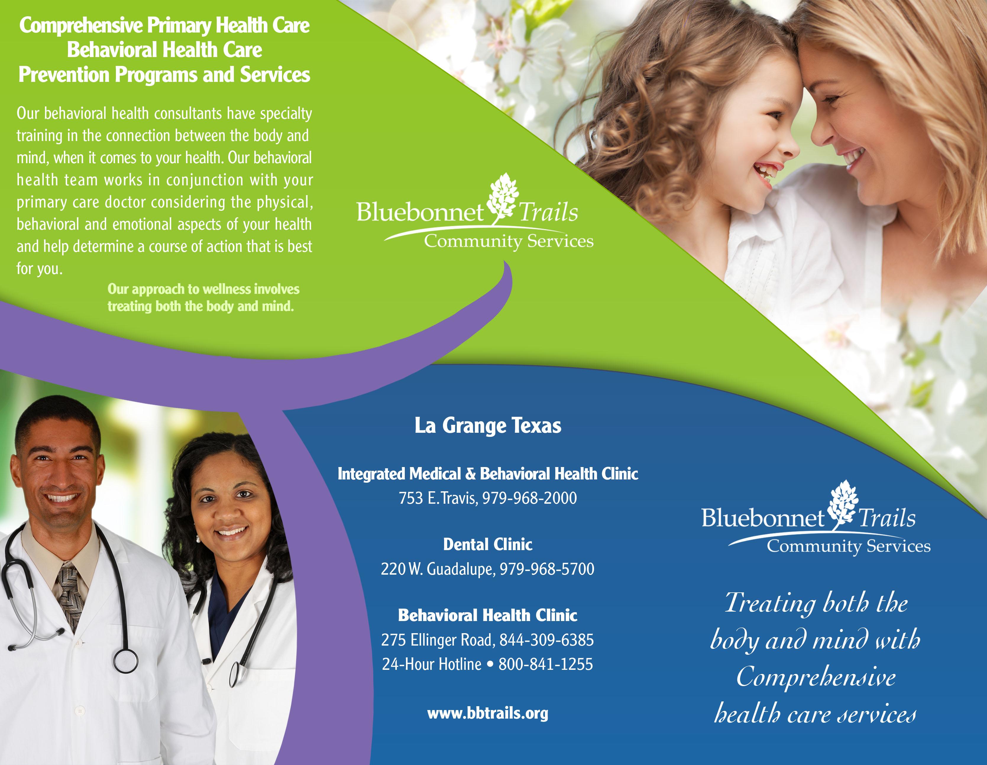 Family health care bluebonnet trails community services lagrange brochure front altavistaventures Image collections
