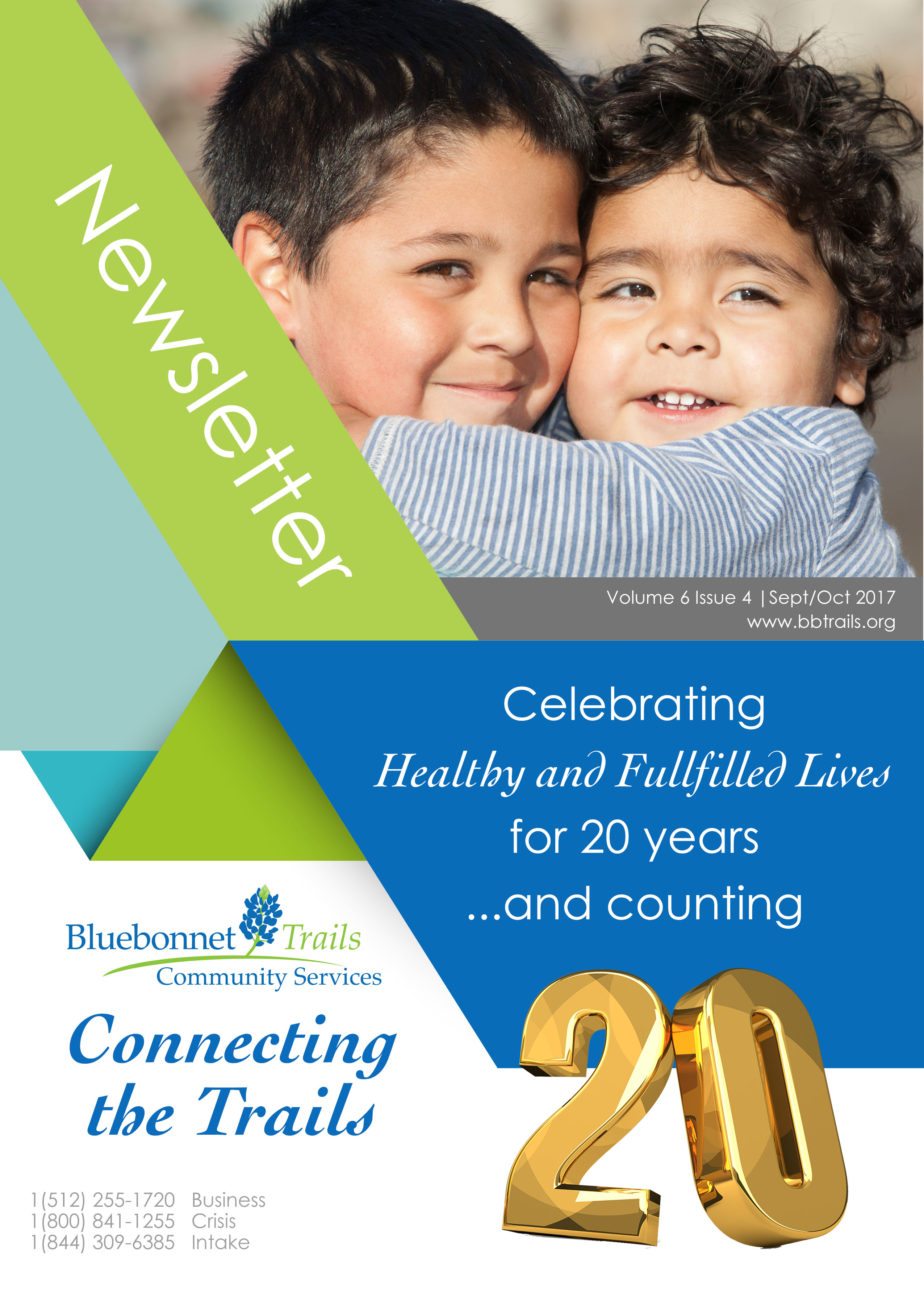 Community Newsletter | BluebonTrails Community Services