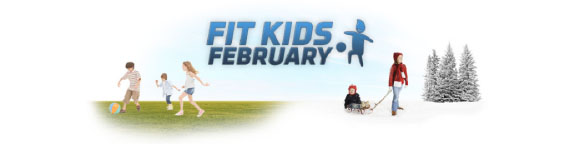 Fit kids february