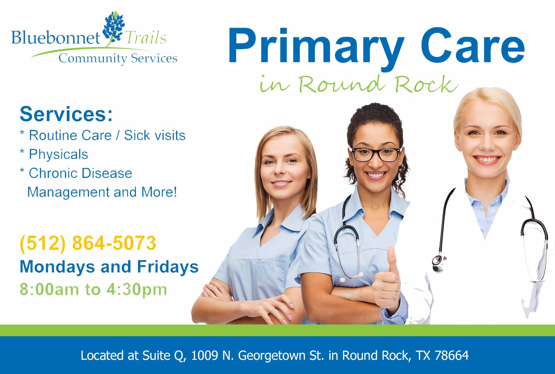 Primary%20Care%20Flyer%20RR%20%20Mondays%20&%20Fridays copy
