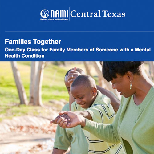 Families Together One-Day Class